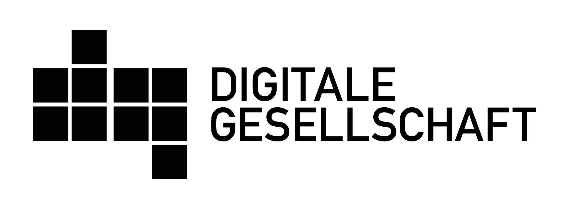 Logo Digitale Gesellschaft e.V.